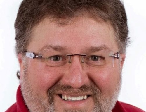 Conover Named New Managing Editor at The Daily Herald