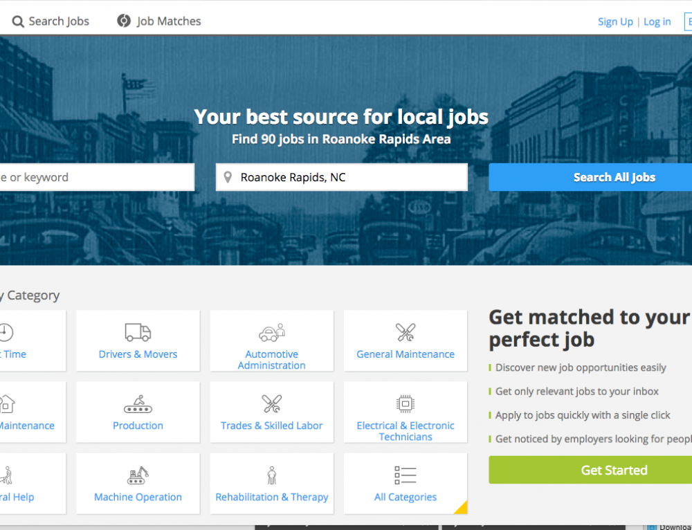 The Daily Herald of Roanoke Rapids (NC) launches new digital job board